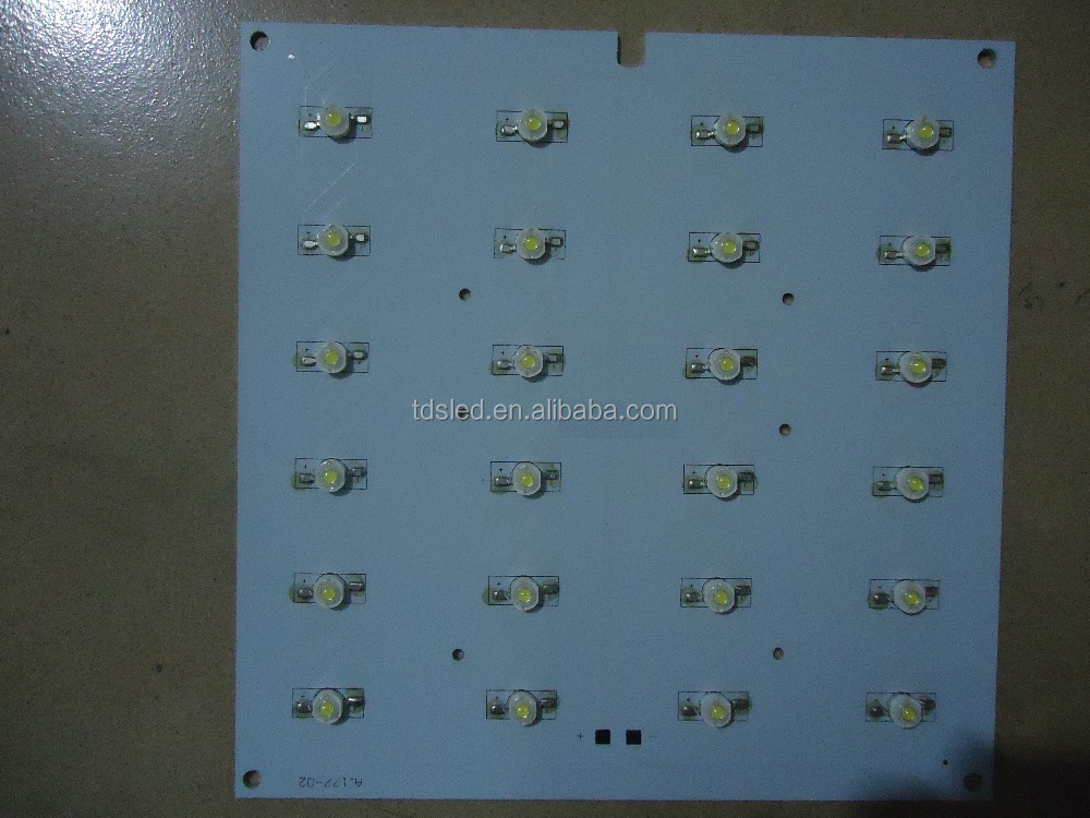 Customized Led Pcb Board With Rgb Led Chip For Growing Light