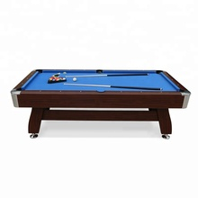 Blauw doek 6 FT <span class=keywords><strong>China</strong></span> pooltafel internationale sport <span class=keywords><strong>Biljart</strong></span> met bal auto return systeem
