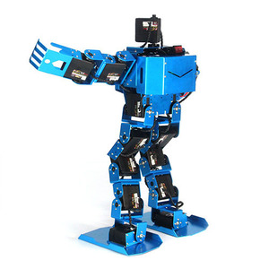 Feetech 17DOF arduino rc fighting robot toy