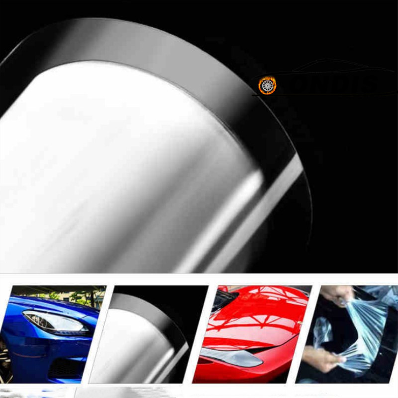 Super Quality 1.52*15m High Glossy Clear car paint protection film sticker