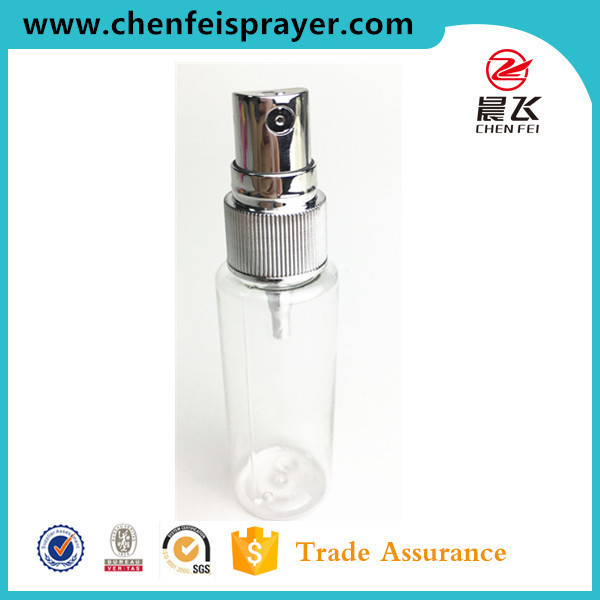 Custom perfume sprayer head 18 410 nozzle sprayer UV fine mist sprayer pump for bottle