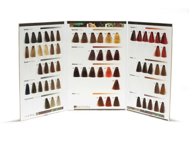 Wella Color Charm Swatch Book Offer