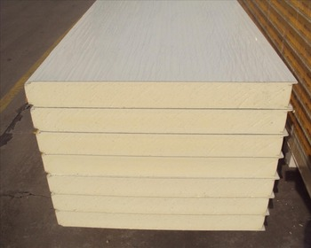 Polyurethane Pur Sandwich Panel Thermal Insulation Pu Wall