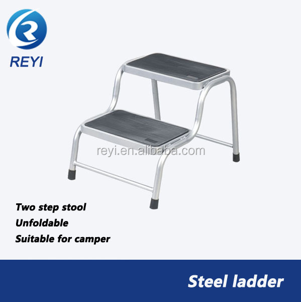 Remarkable Caravan Steps 2 Step Stool In Steel Buy Portable Step Stool Caravan Steps Metal Step Stool Product On Alibaba Com Gmtry Best Dining Table And Chair Ideas Images Gmtryco