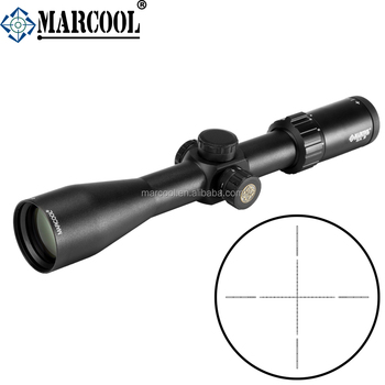 air soft m4 weapon riflescope MARCOOL ALT 4-16X44 SF hunting scopes for airsoft guns hunting equipment pcp sight optic