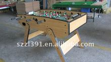 2012 The Newest France Football Table with imported Gerflex Playfield