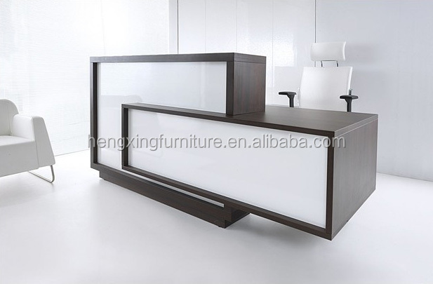reception table design for office. 2015 new design modern office reception table luxury counter hxnd5091 for x