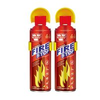 portable foam fire stop auto aerosol fire extinguisher spray