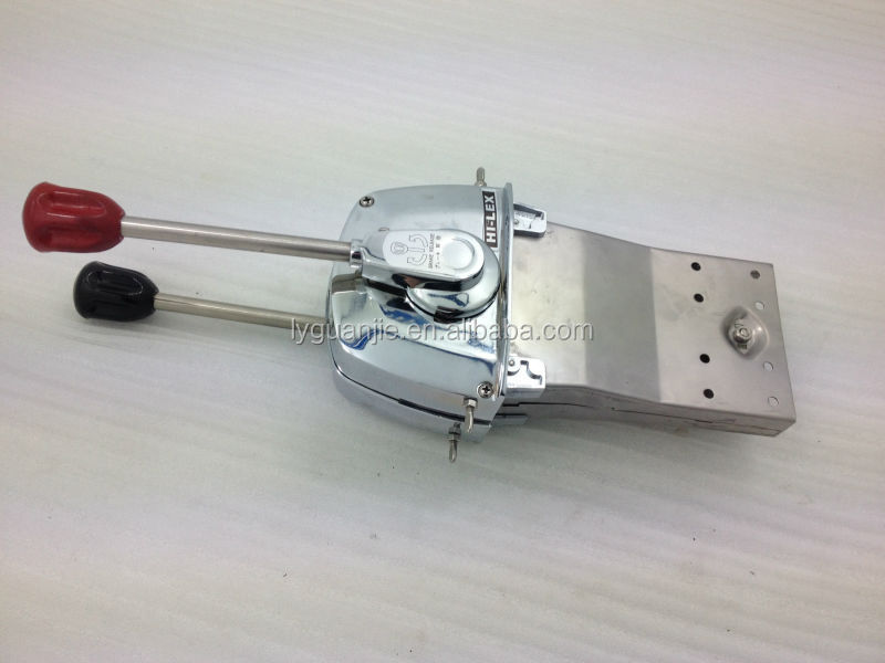 Hand Push Pull Control Cable : Concrete transmixer hand control gj buy