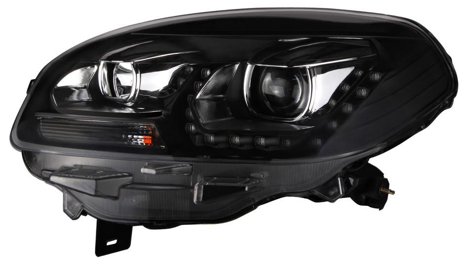 pi ces de voiture pi ces phares pour renault koleos 2012 2013 phares syst me automatique d. Black Bedroom Furniture Sets. Home Design Ideas