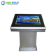 55 inch IR touch Windows I3 I5 I7 advertising player 1080P all in one pc information kiosk