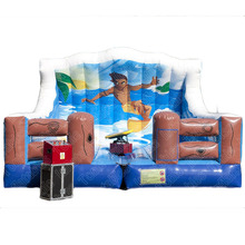 Inflatable Mechanical surf simulator/ surf board simulator/ mechanical surfboard inflatable game