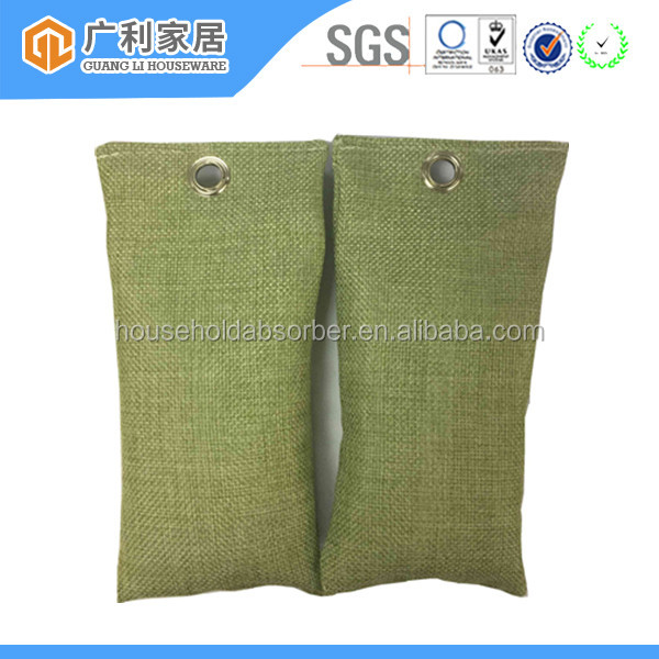 charcoal odor absorber and air purifier bag wholesale