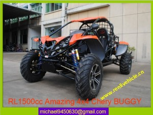 1500CC Renli off road racing buggy/atv/go kart for sale