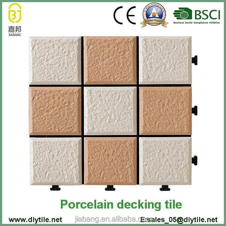 New Model Villa Interlocking Porcelain Floor Tile Buy Porcelain