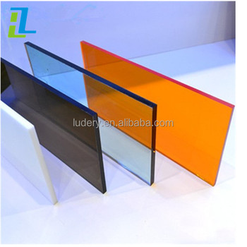 Muti-color / Double-layer Acrylic Plexiglass Sheet For Decoration ...