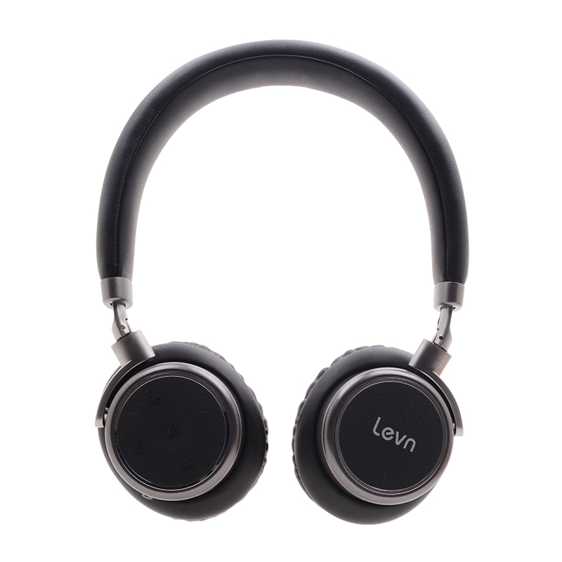 (High) 저 (Quality Easy Control Stereo 3.5mm AUX Audio 무선 Bluetooth Music 헤드폰