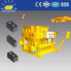 QMY6-25 Philippines hydraulic brick brick making machine egg laying block machine