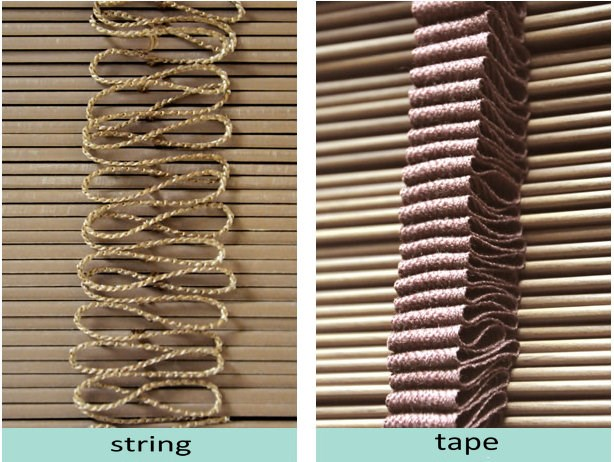 how to take off slats of venetian blinds