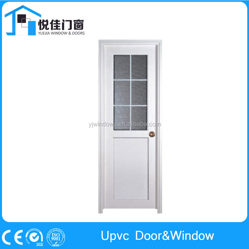 Super Durable Material Upvc Window And Door Upvc Door Frame Size ...