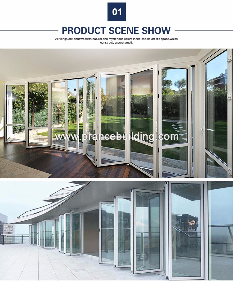 High quality folding patio doors prices american patio for Quality patio doors