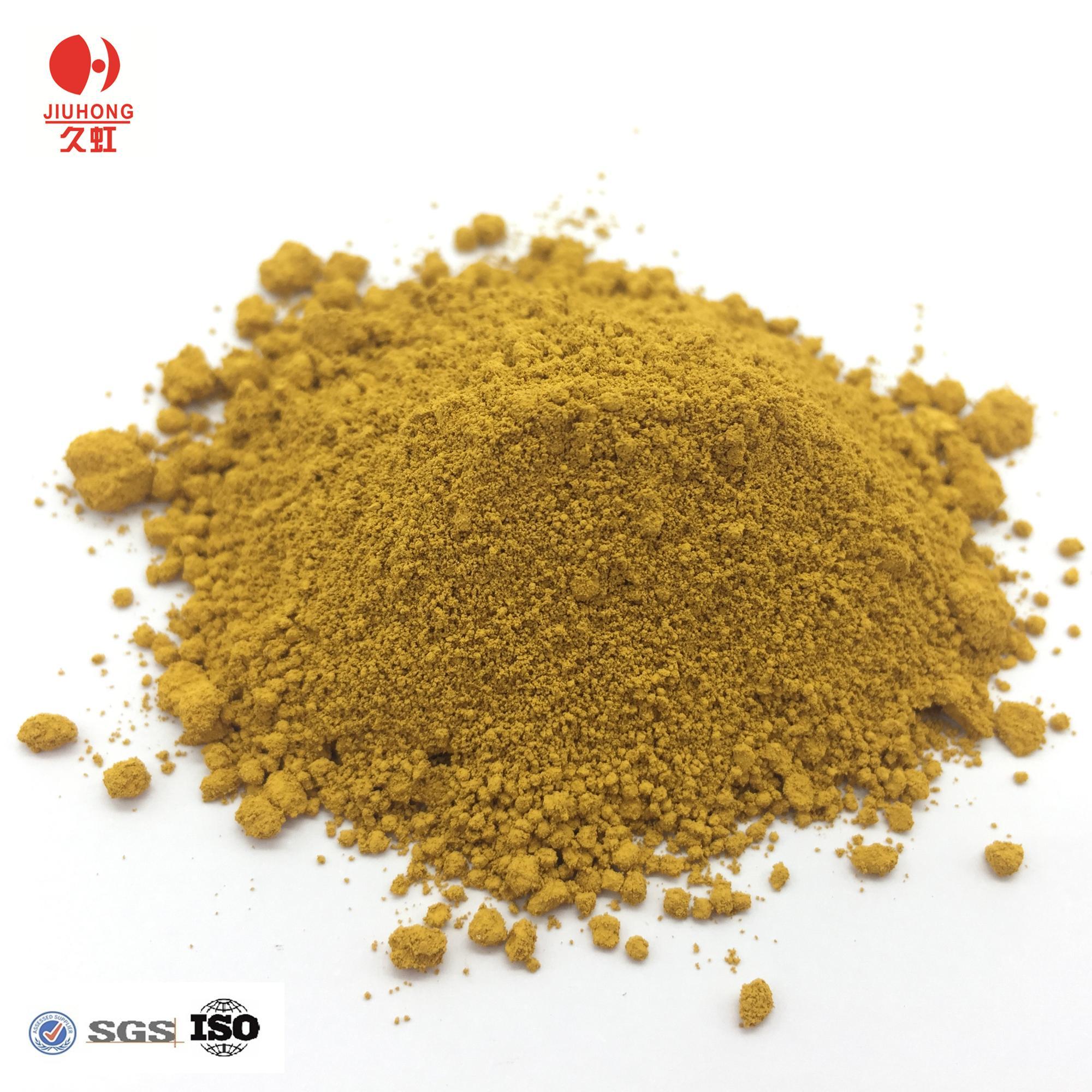 Sắt oxit màu vàng 313 lowes sơn bê tông sắt oxit bột màu tốt kéo dài