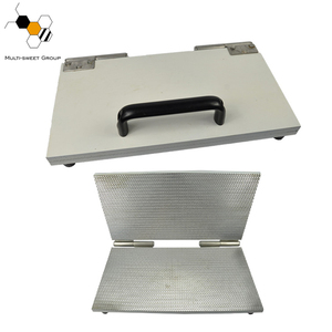 On sale potable beeswax foundation sheet machine