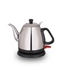 1.2 Liter mini cordless electric kettle with long spout