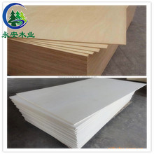 Poplar / pine lvl timber and E1 lvl plywood for package
