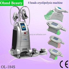 Professional super fast effective CE fat freeze slimming machine cryolipolysis slimming machine cryolipolysis machine price