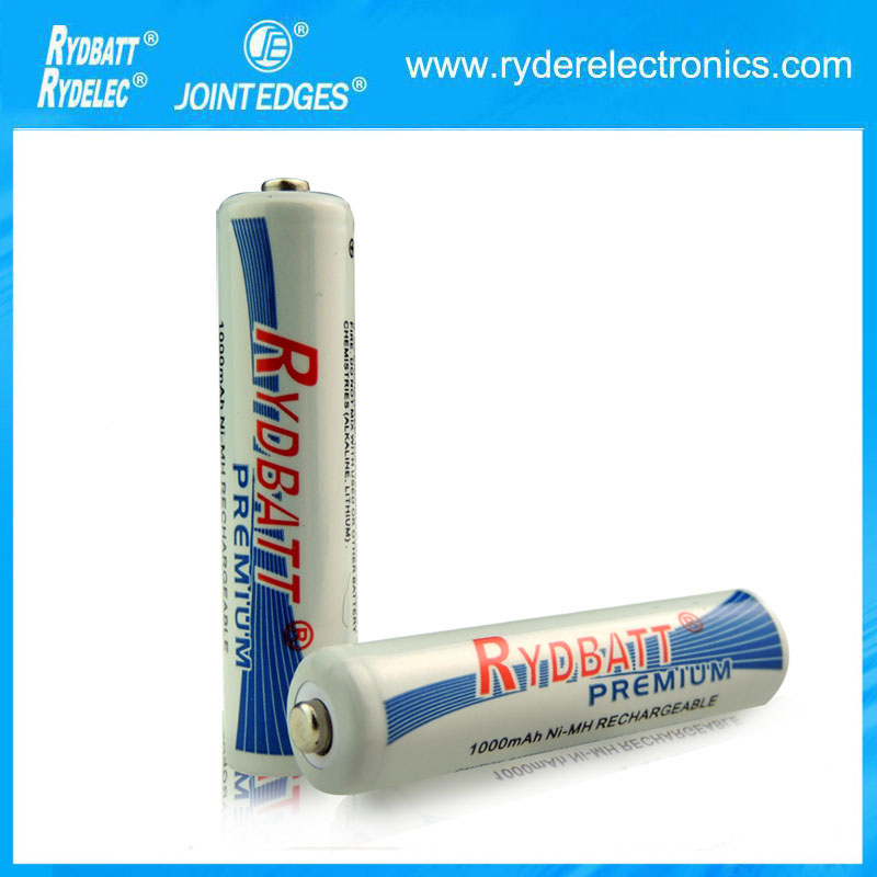 950mAh aaa ni-mh rechargeable battery aaa ni-mh battery 1.2v