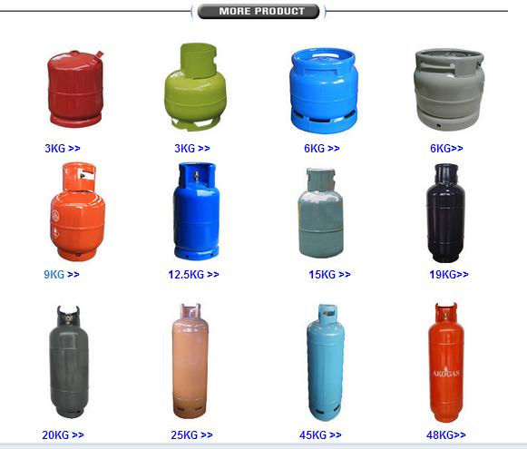 diff rentes tailles et couleurs vide gpl bouteille de gaz 5 kg gpl cylindre cylindre gaz id de. Black Bedroom Furniture Sets. Home Design Ideas