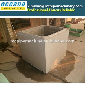 Pipe machine XZ3000 series Box culvert