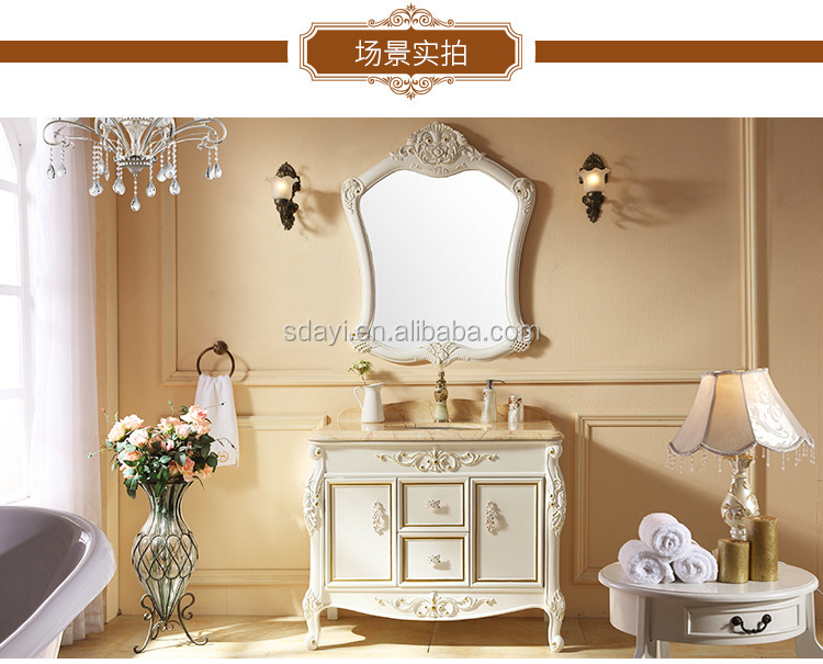 Gold Clic Cabinet Design Solid Wood