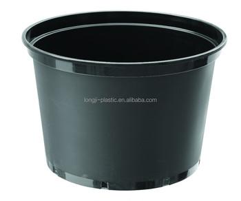 Plastic plant pots wholesale black flower pot 25 gallon planter plastic plant pots wholesale black flower pot 25 gallon planter pot workwithnaturefo