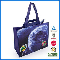 China wholesale new design reusable shopping bag with logo