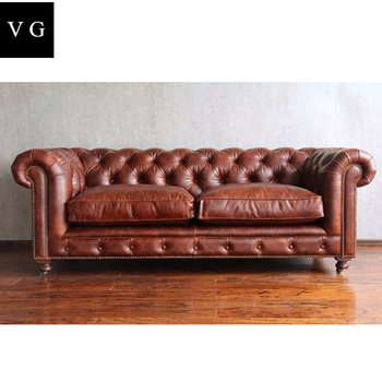 Brilliant Klassisches Italien Wachsledersofa Chesterfield 3 Sitzer Wohnzimmer Sofaknopf Ruckseite Braunes Ledersofa Buy Klassische Italien Wachs Leder Download Free Architecture Designs Salvmadebymaigaardcom