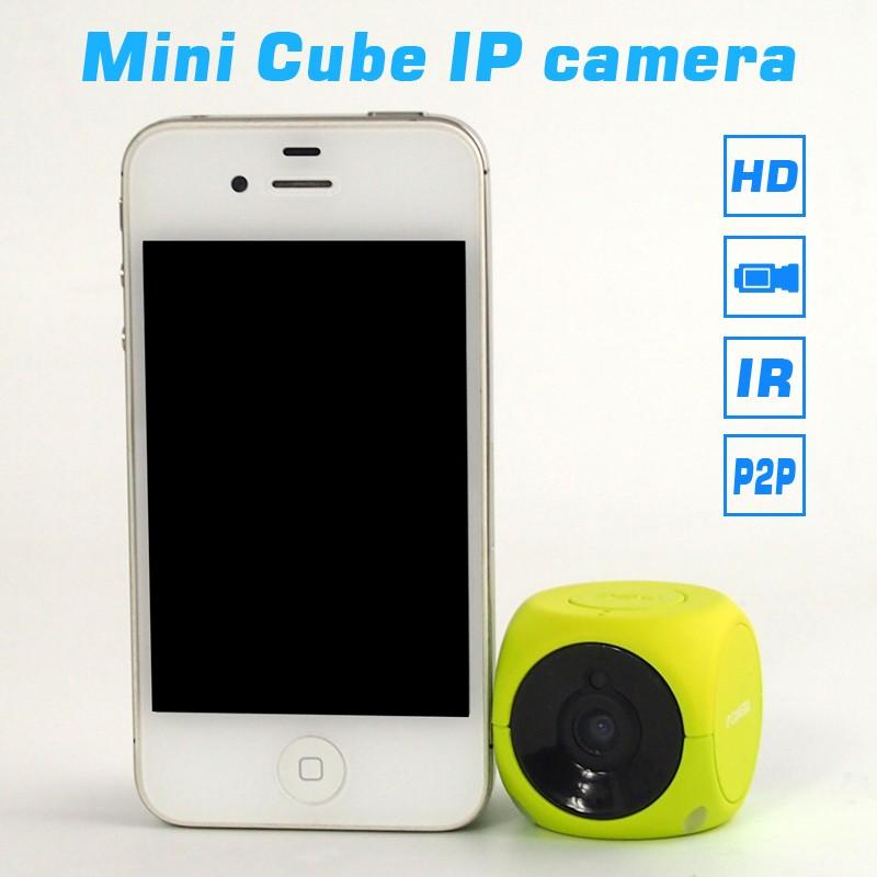 ip camera 940nm mini cube camera wifi cameras wireless. Black Bedroom Furniture Sets. Home Design Ideas