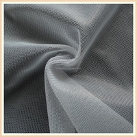 30GSM polyester mosquito net fabric mesh fabric for windows textile factory