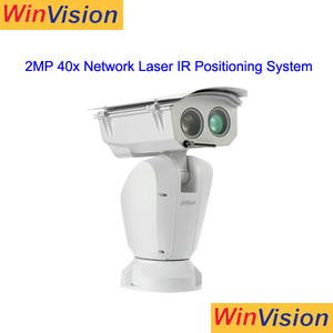 zhejiang dahua infrared distance up to 800m 720P 1080P 40X optical zoom laser ptz camera Positioning System with auto track