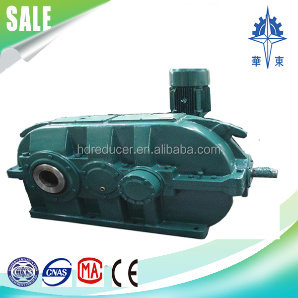 DBY series right angle ratio reduction gear box
