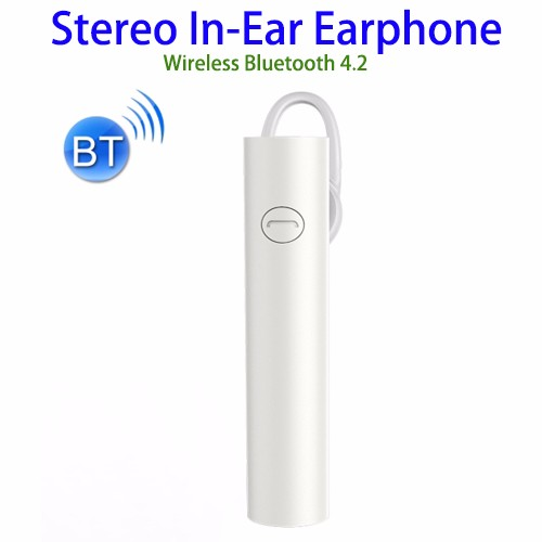 Popular Selections Stereo Wireless Bluetooth 4.2 In-Ear Earphone Headset