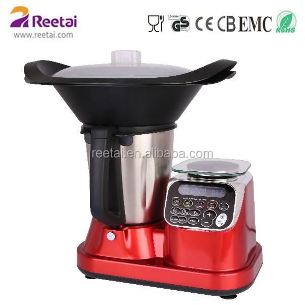 Nuovo Progettato Termo Cucina Macchina/thermo Cottura Robot Da Cucina - Buy  Thermo Cucina Cucina Robot,Thermo Macchina Per Cucinare,Termo Cucina ...