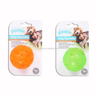 DOG TPR TOY squeaky ball