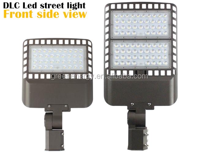 led shoe box light 300w 200w 150w 100w etl cetl dlc Street led light Outdoor photocell sensor 10kv Area lighting shoebox fixture