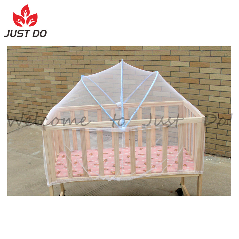 Children Folding Sleeping Bed Playpen Baby Mosquito Net