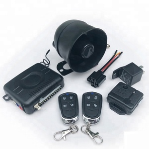 Car Alarm System with 5 Relays on-board OW300