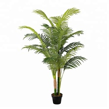 1.5m Hawaii Palm Trees Artificial Plant Green Tree Decor