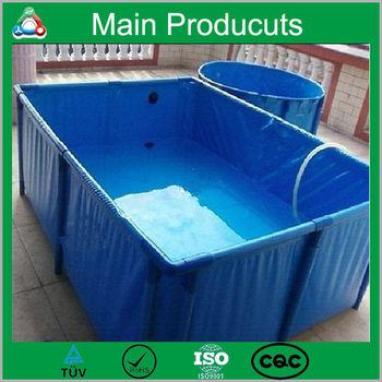 Chongqing Mola Customized Plastic Water Tank Pvc Water