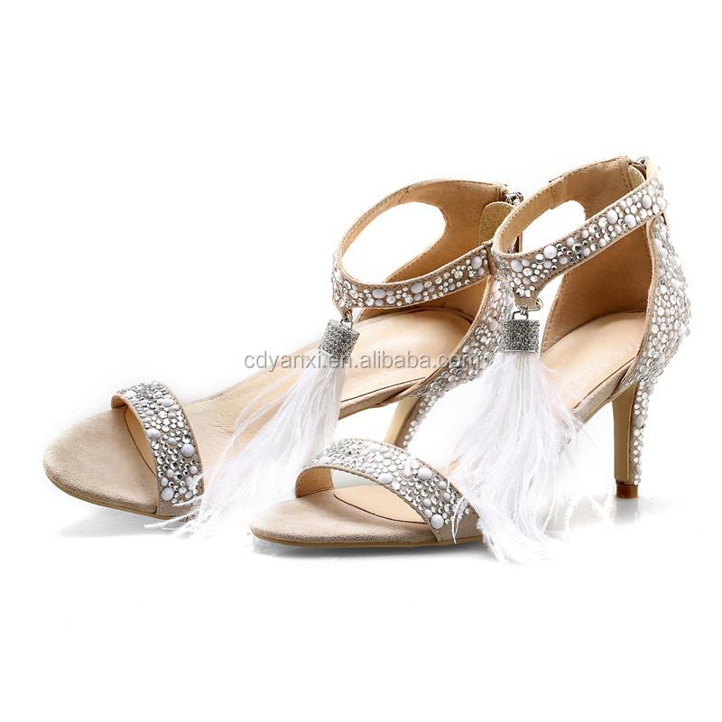 Fashion Ladies Latest High Heel Shoes Sandals Design For Women ...